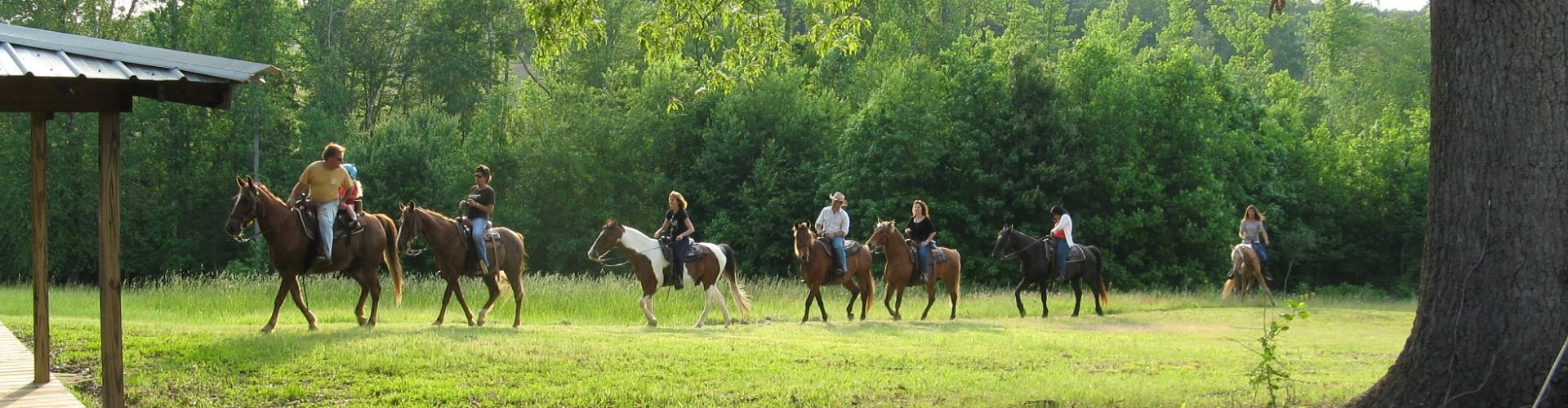 Cowgirl Retreat group