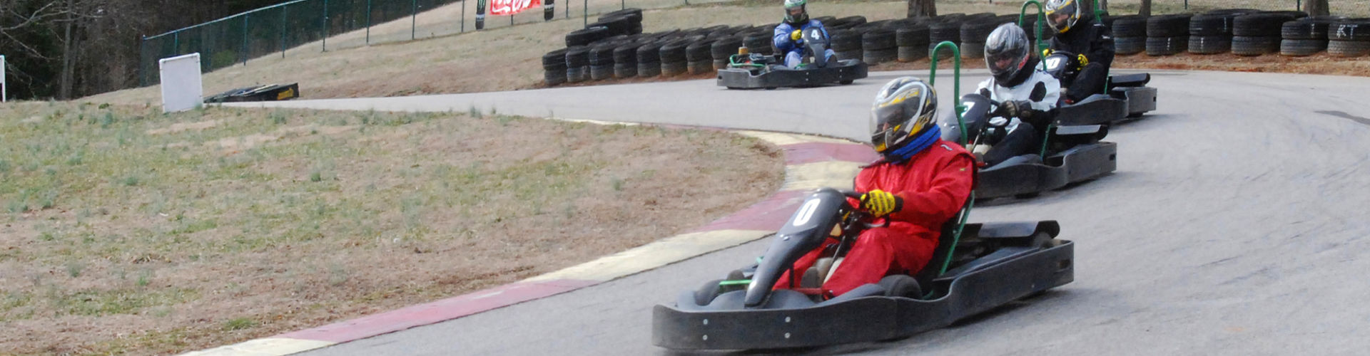 Virginia International Raceway Gokarts